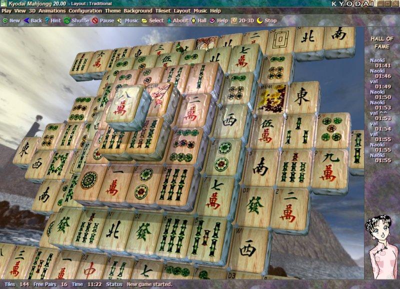 mahjong 3d kostenlos