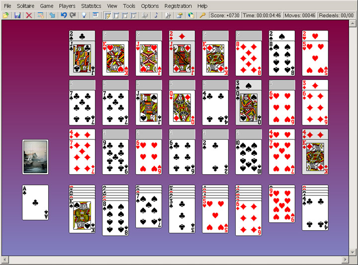 Pc Game: Tepui Solitaires v7.0 (385 Solitarios Naipes)
